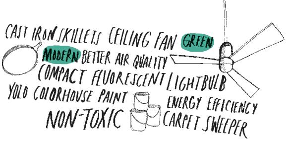 101 being green green ways