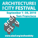 Architecture and the City logo 2010