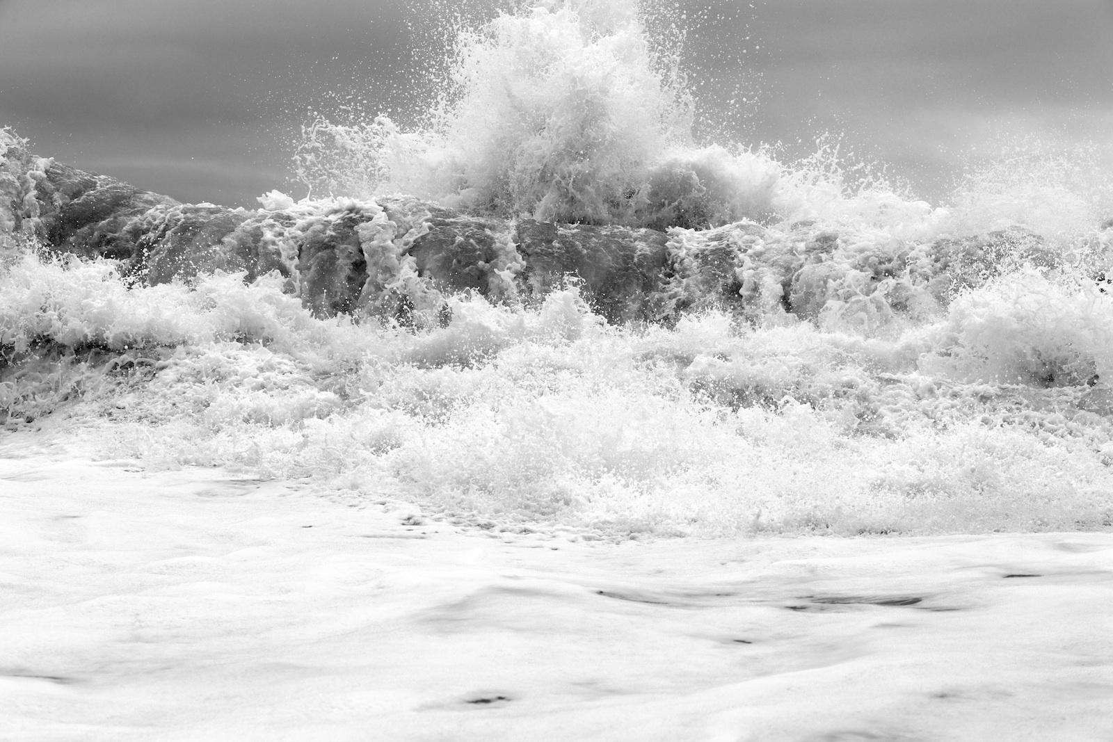 <i>Hurricane LIV</i>, by Clifford Ross