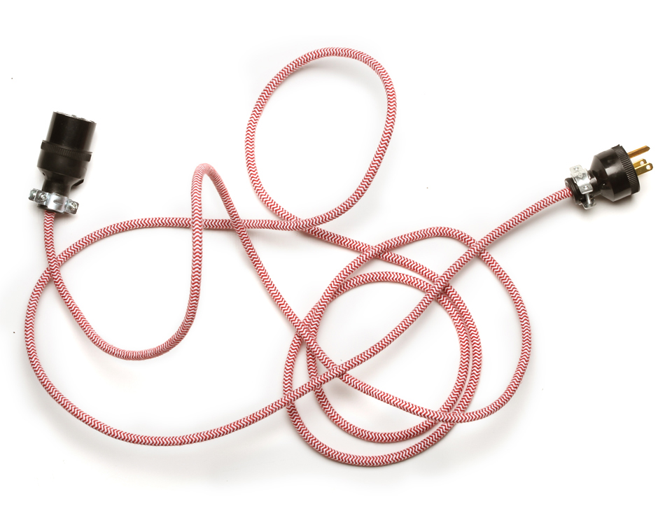 Best made CLOTH EXTENSION CORDS single