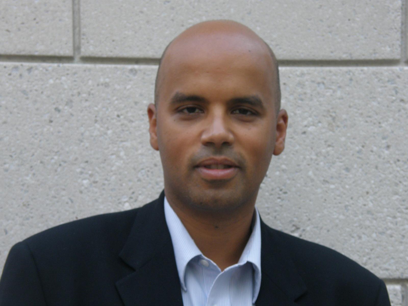 Professor Suleiman Osman of George Washington University in Washington, DC.