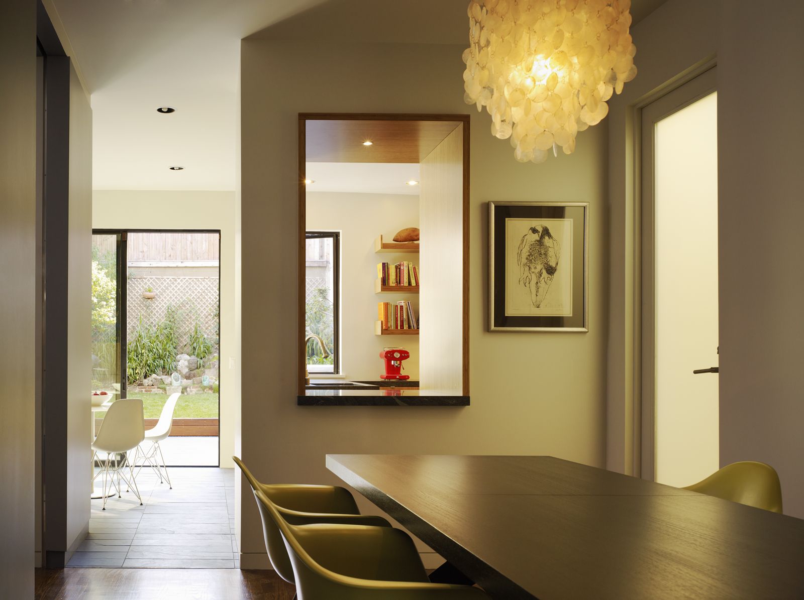Caselli Avenue Residence Dining Room