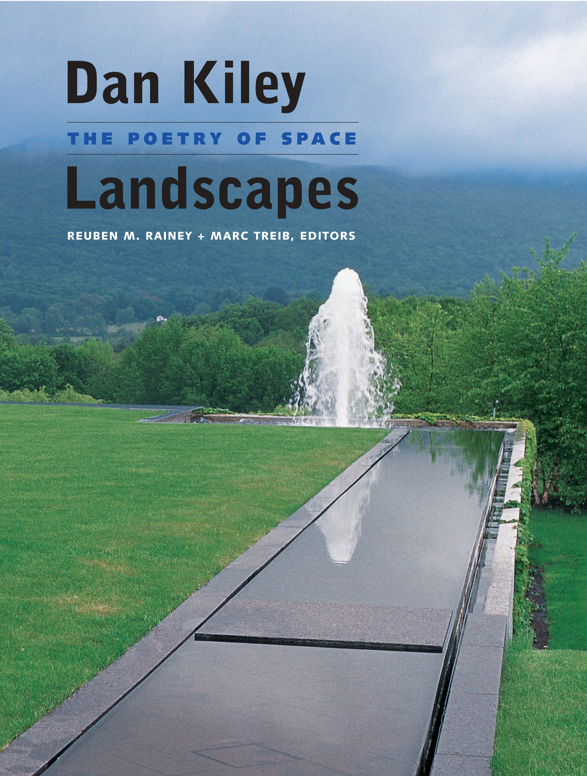 Dan Kiley Poetry of Landscapes
