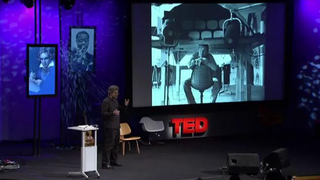 Eames Demetrios TED1