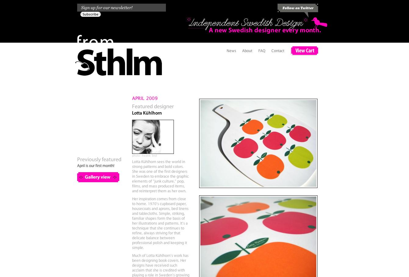 from Sthlm website