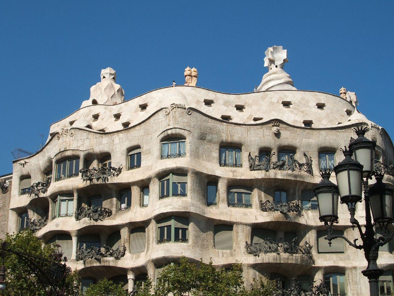 Gaudi Casa Pedrera