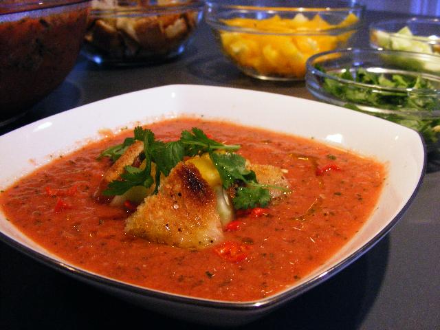 Gazpacho from Chris Greenawalt
