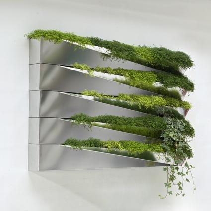 Grass Mirror Planter 2