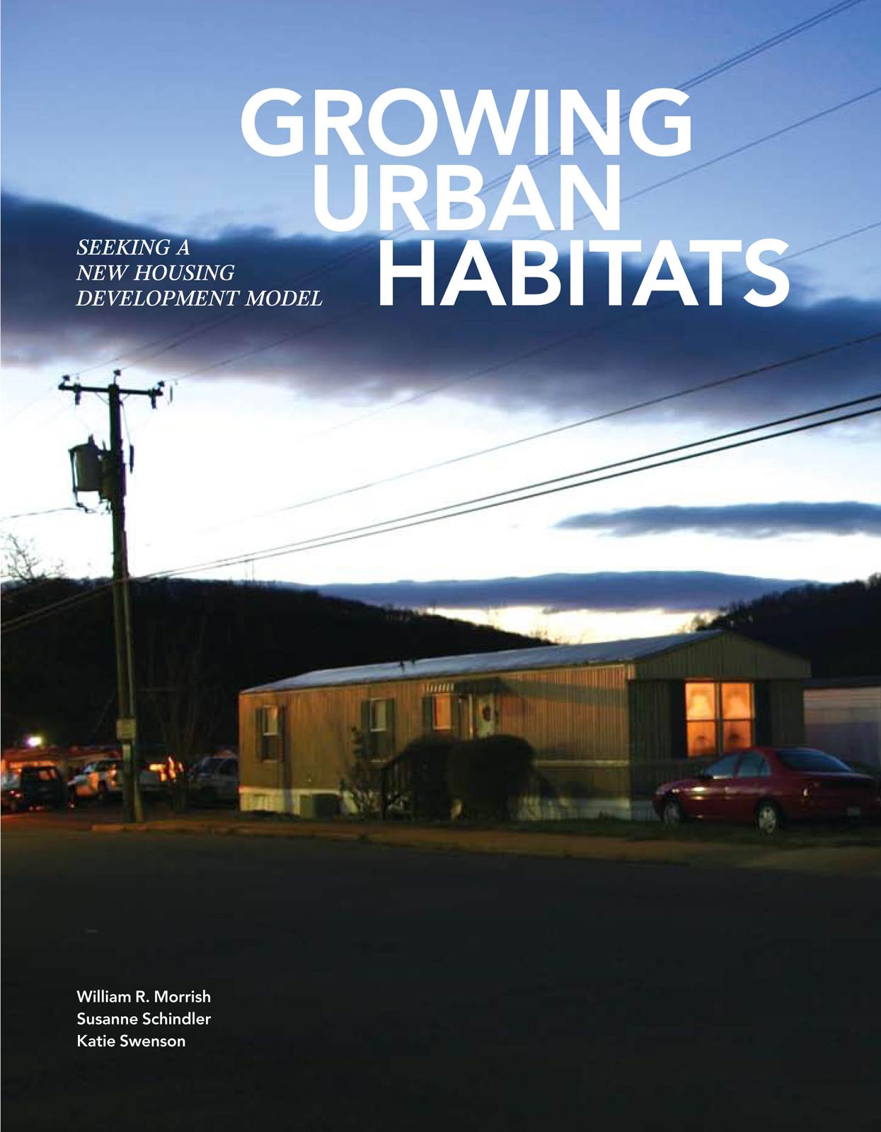 Growing Urban Habitats