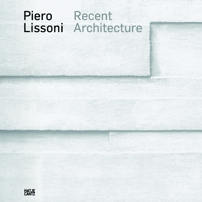 The cover of the book, a detail from one of Lissoni's buildings, is an apt evocation of the designer's brand of minimalism. Often the subtlest textures take on real aesthetic heft in his work.