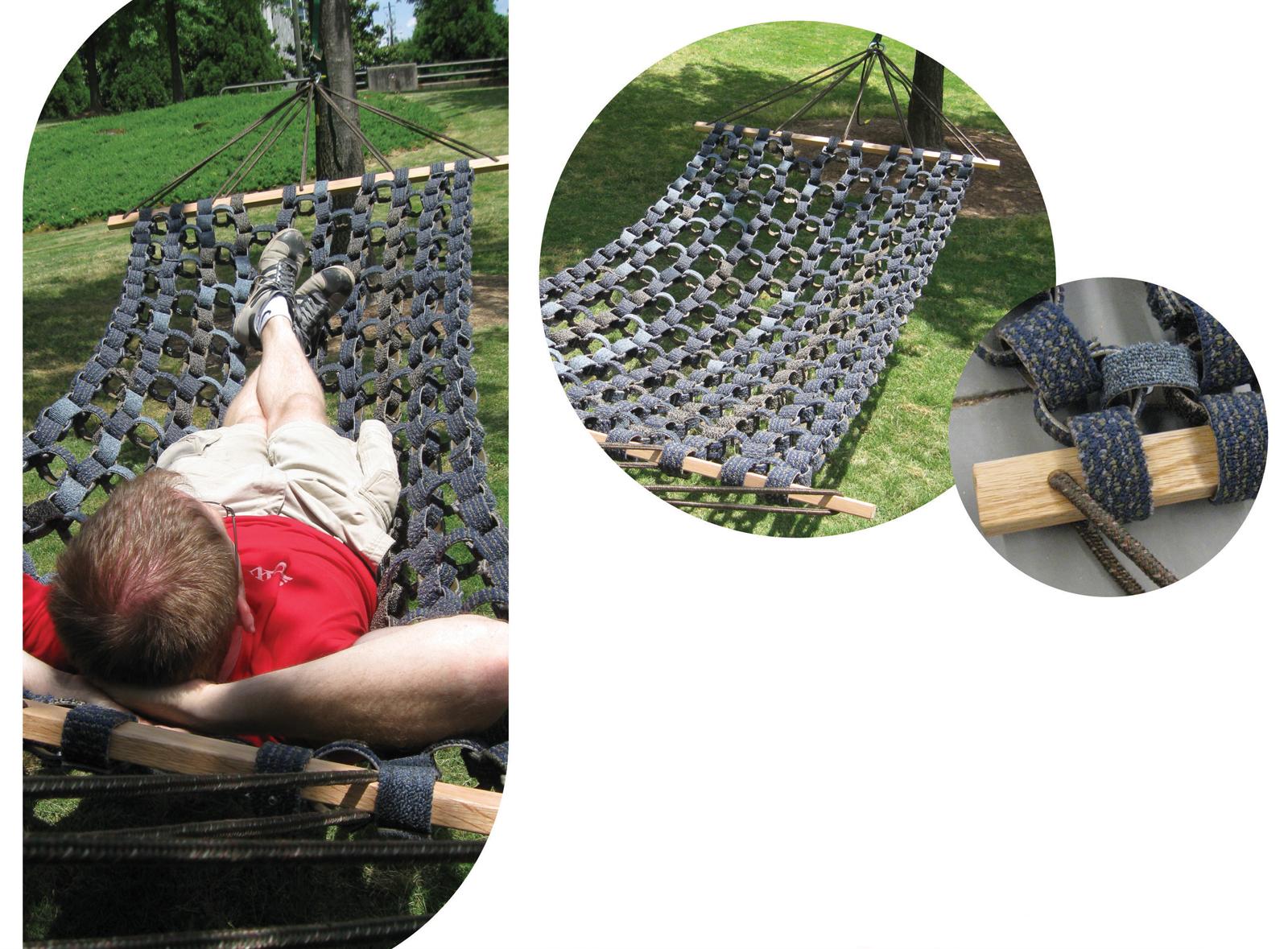 Magic Carpet Ride hammock