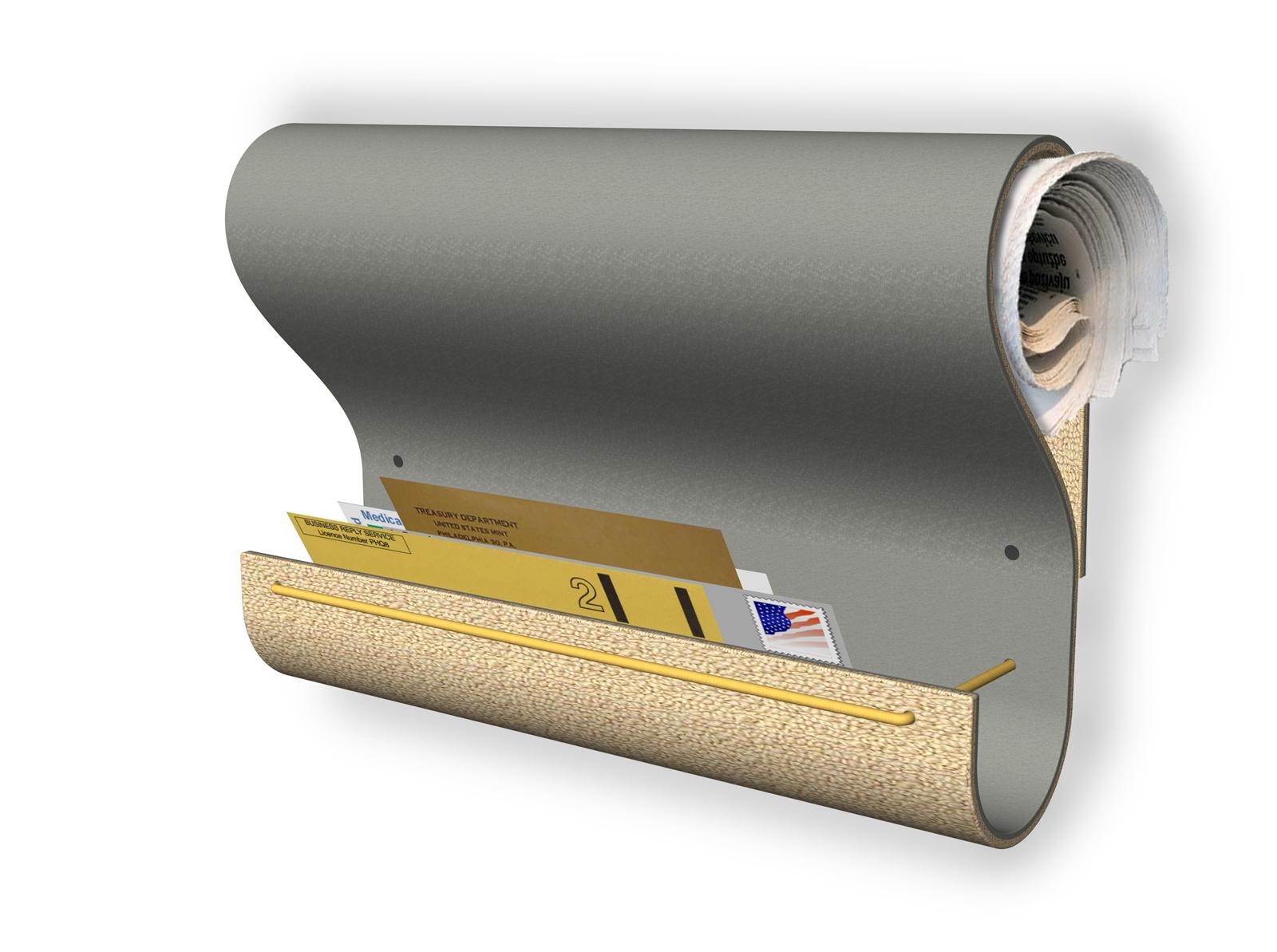 Mailbox by Sean Miller