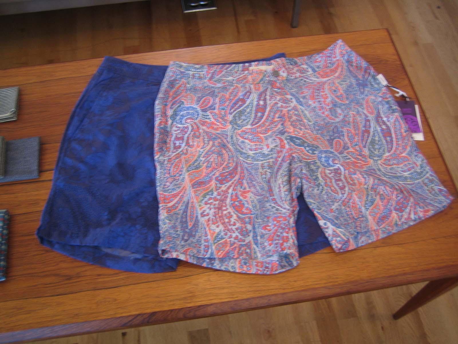 Mohawk Shorts