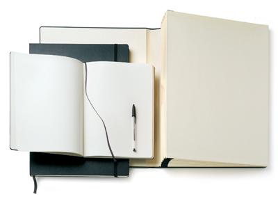 Moleskine Folio blog