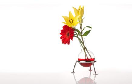 Museum of Robots Scientific Vase