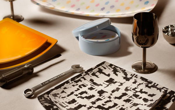 Museum of Robots tableset