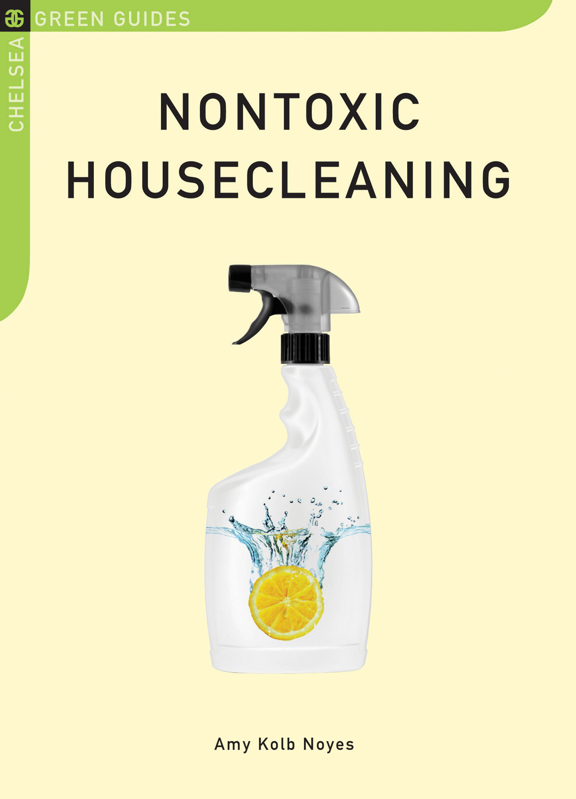Nontoxic Housecleaning Cover