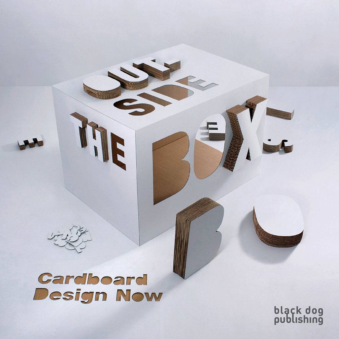 Outside the Box Cardboard Design Now by Black Dog Publishing
