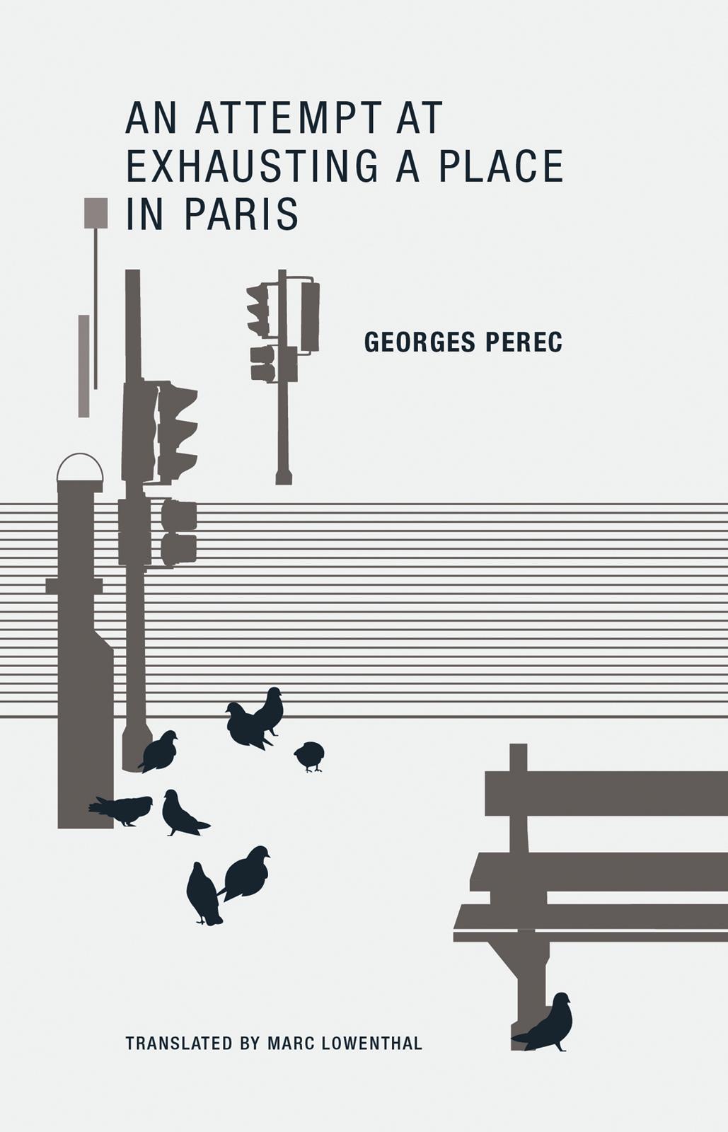 Perec Cover