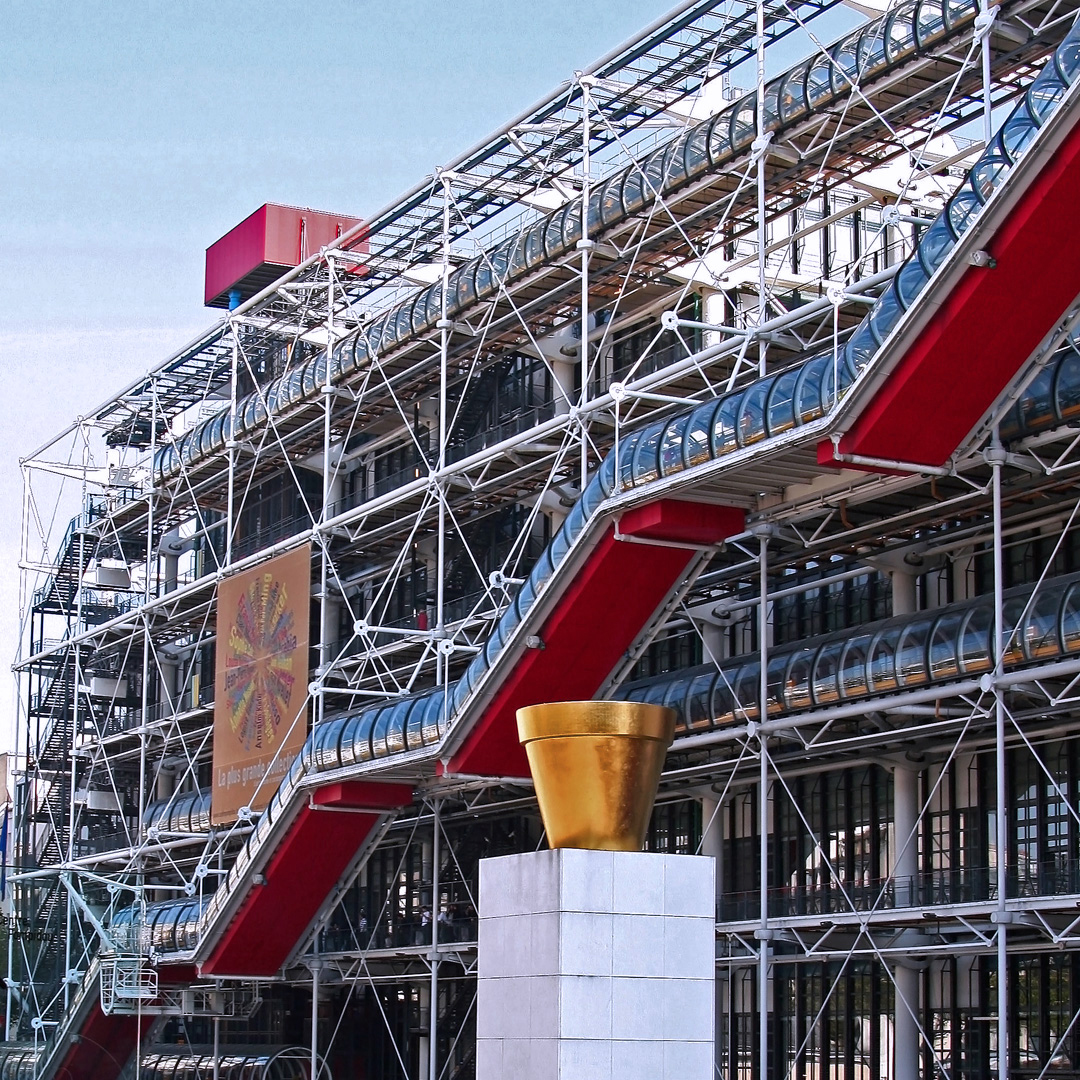 Pompidou Center Richard Rogers
