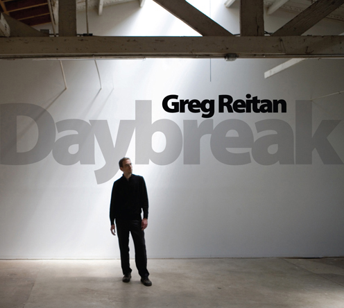 Daybreak is Greg Reitan's third album recorded in his house. It came out on September 13th. Photo by Kelly Barrie.