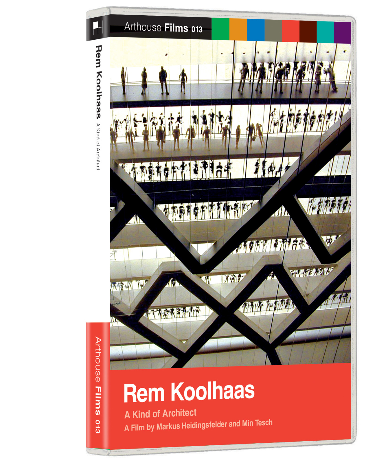 Rem Koolhaas A Kind of Architect DVD