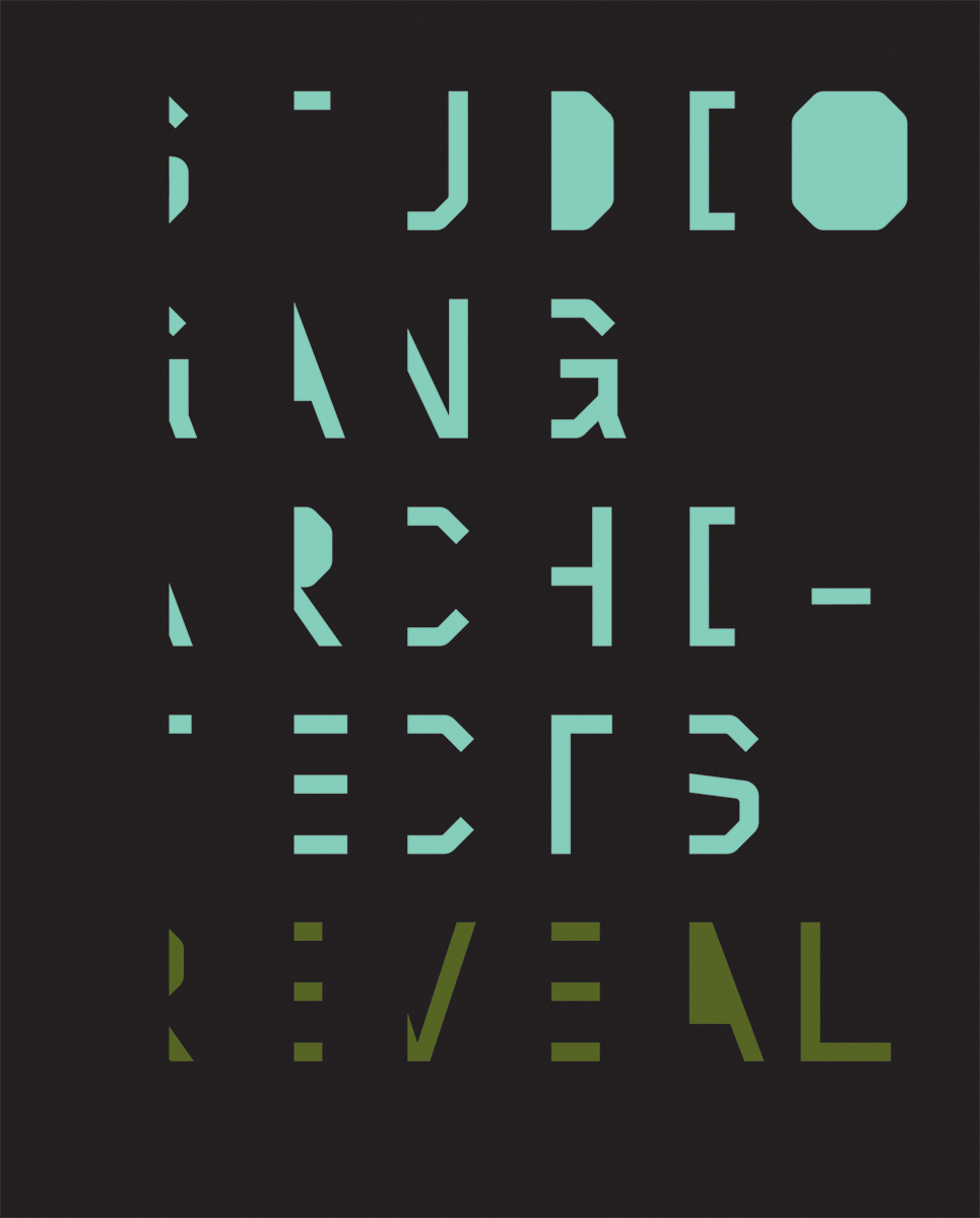 The cover of the book, Reveal: Studio Gang Architects.