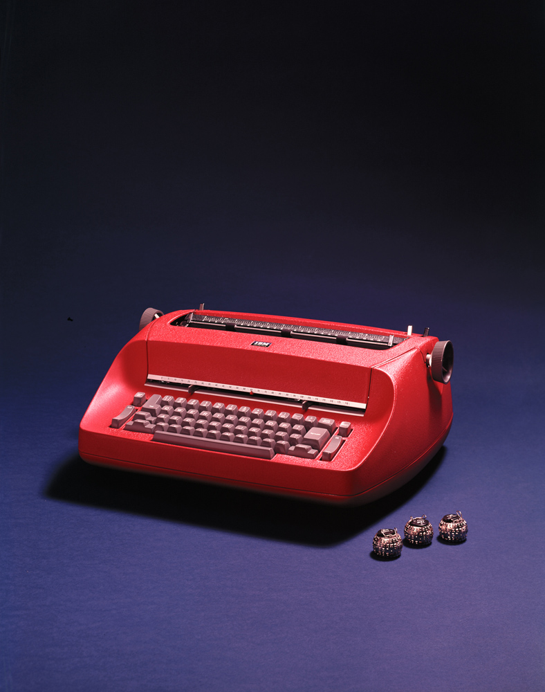 Selectric Red