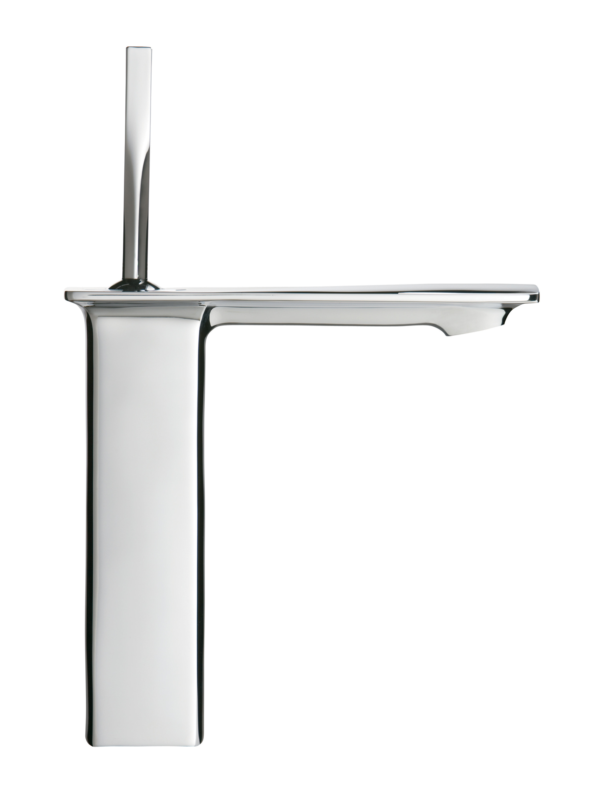 The Stance single control tall lavatory faucet by Kohler