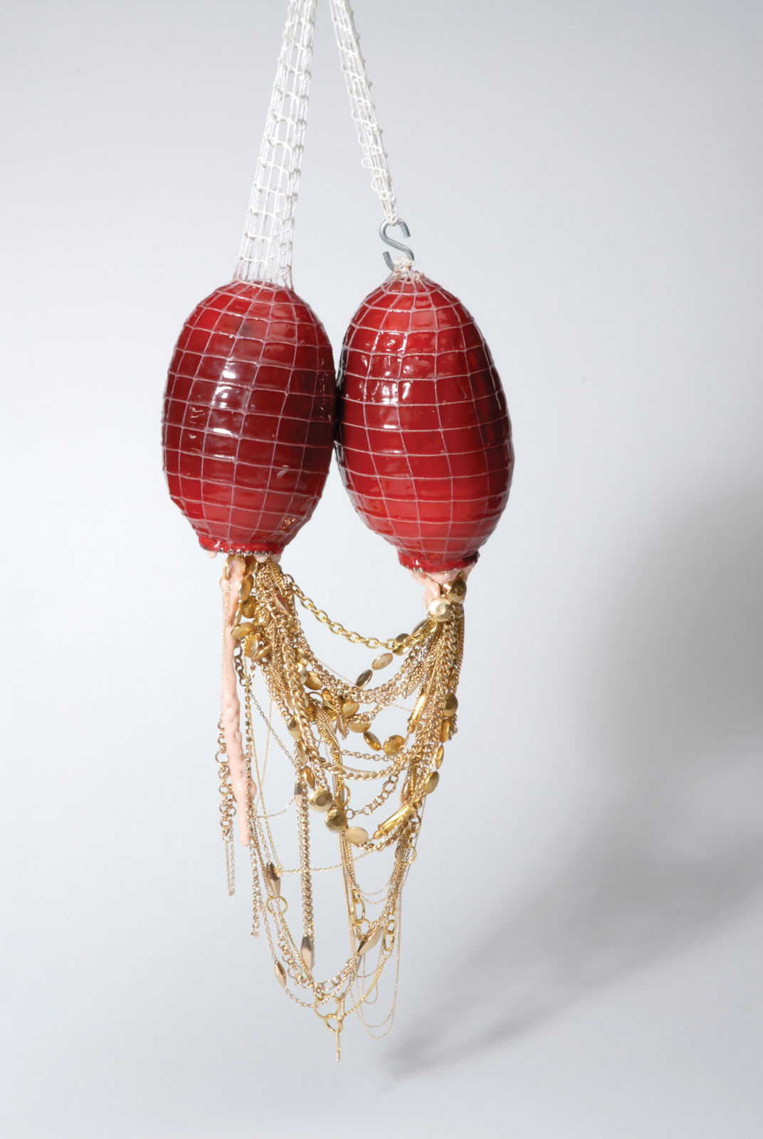 Stephanie Hansle Meat Necklace