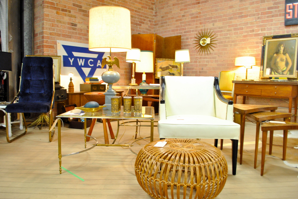 "<a href=""http://www.studyllc.com/"">STUDY</a> always brings a covetable collection to TVB. Co-owners John Tyler and Andrew Schultz moonlight as home stylists and Schultz recently launched his own styling business, <a href=""http://houndstoothvintage.blogspo"