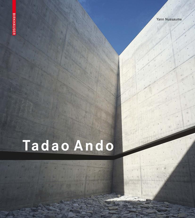 Tadao Ando book cover