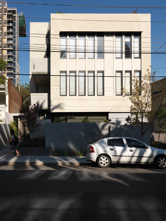 melbourne, australia, apartment building, neometro