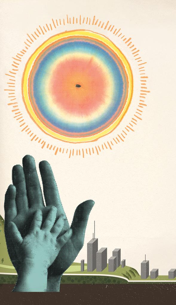 alternative energy 101 hand sun