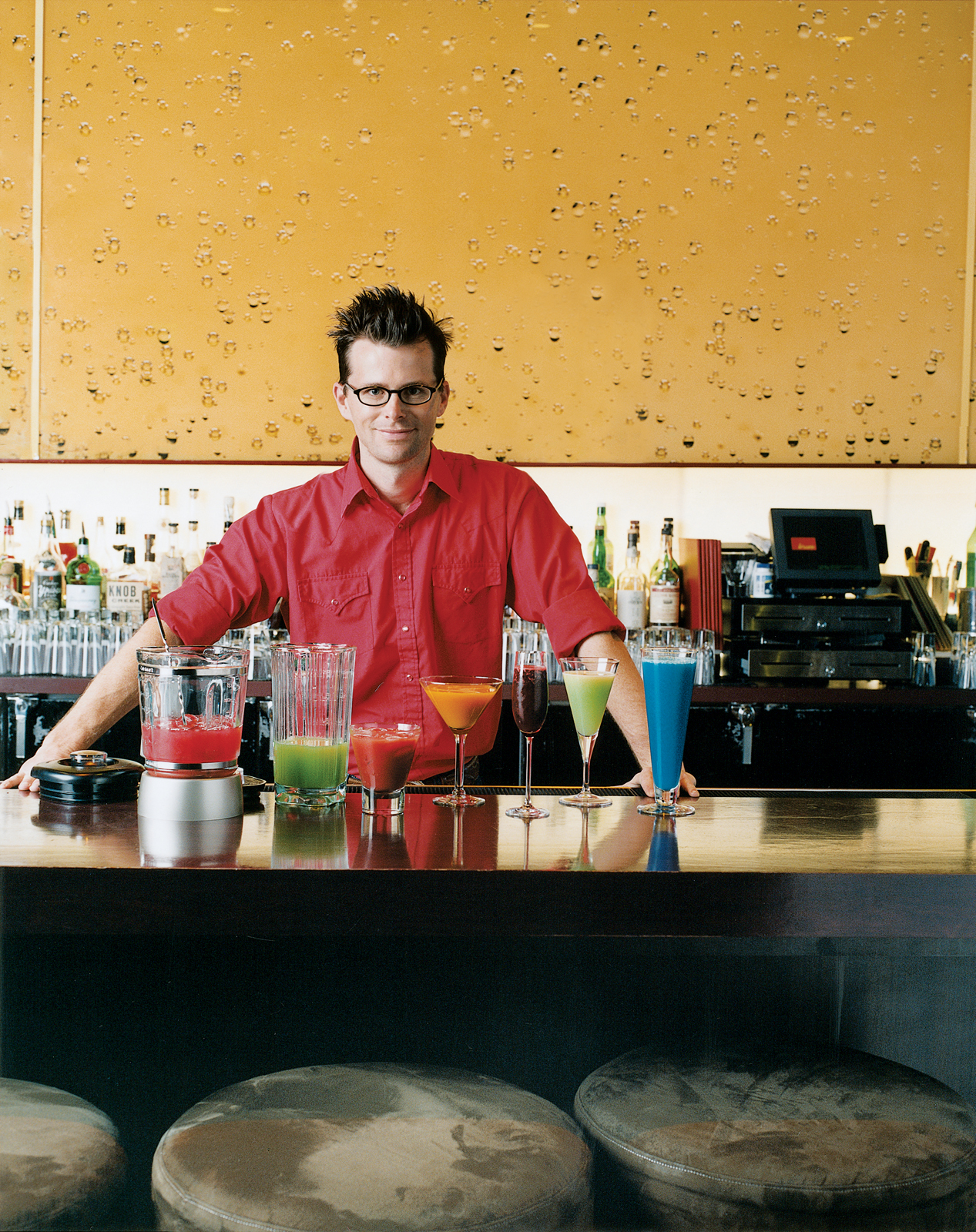 A good blender can turn almost any mischievous mixture into a delicious treat. Bartender Duggan McDonnell puts four to the test in search of the best.