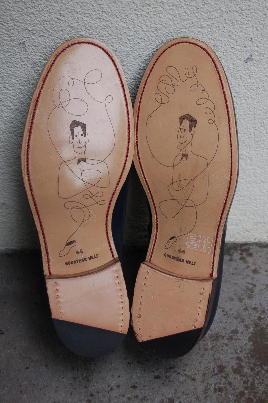 camper shoes underside
