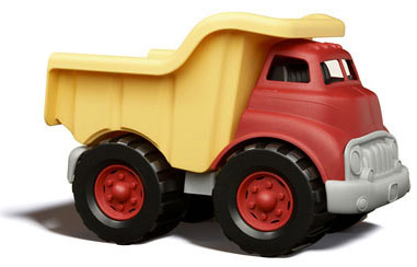 Dump Truck by Green Toys, $20.