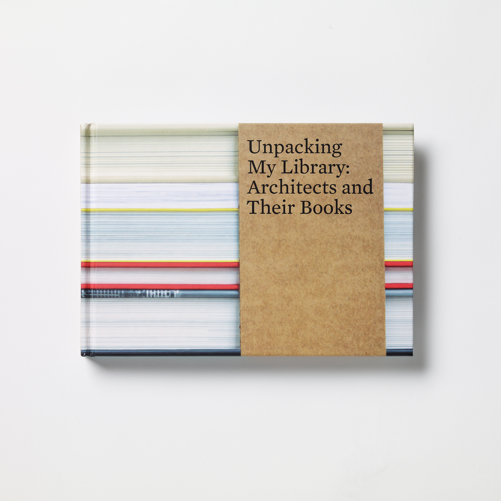 definitive collections unpacking my library architects and their books cover
