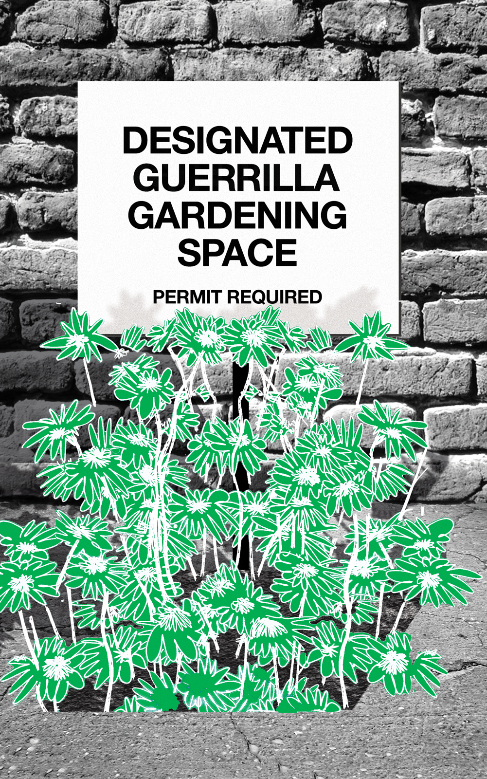 design activism On Guerilla Gardening