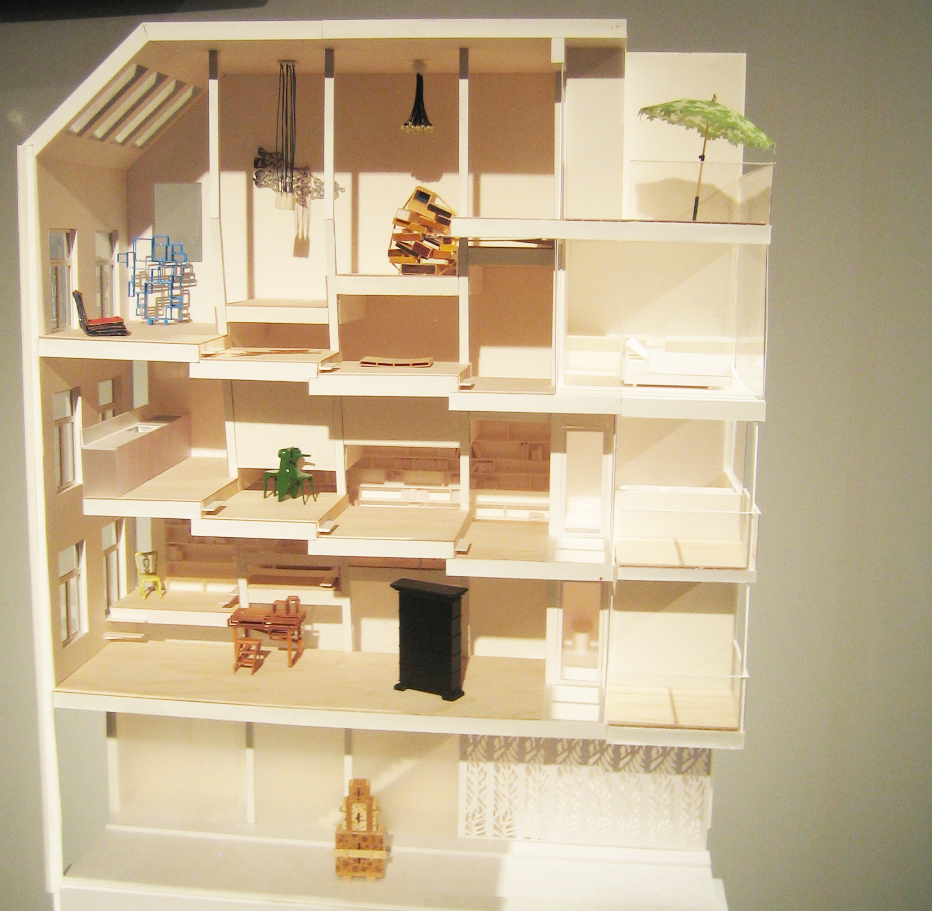 design miami droog atelier bow wow model vertical