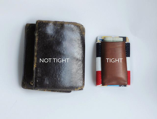 "Jack Sutter's <a href=""http://www.tightstore.com"">Tight Wallet</a>."
