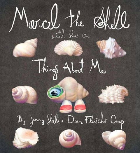 Our favorite mollusk who sports tennies is the subject of a new book/