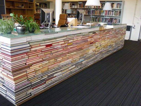 friday book desk