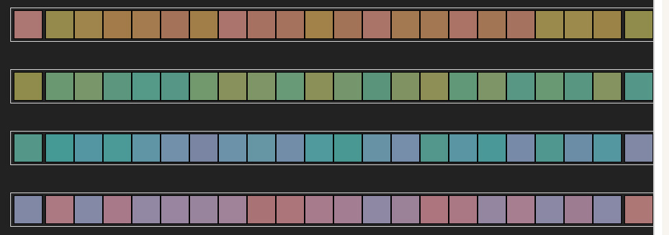 friday color test