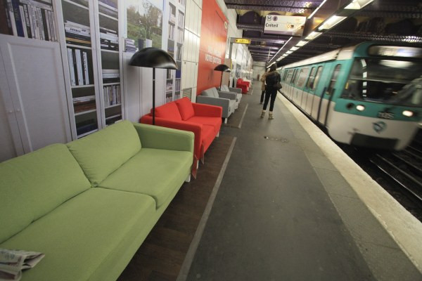 Test Ikea Metro