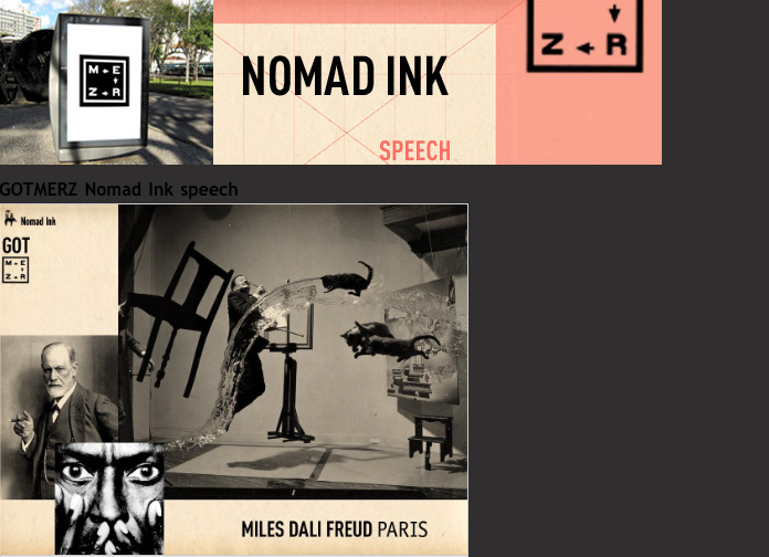 friday nomad ink