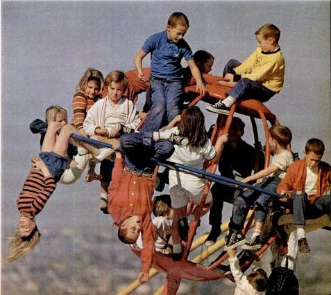 friday playgrounds 1963