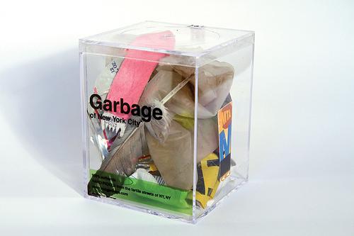 garbage nycgarbage artwork