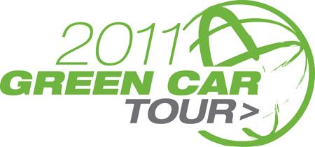 green car logo2