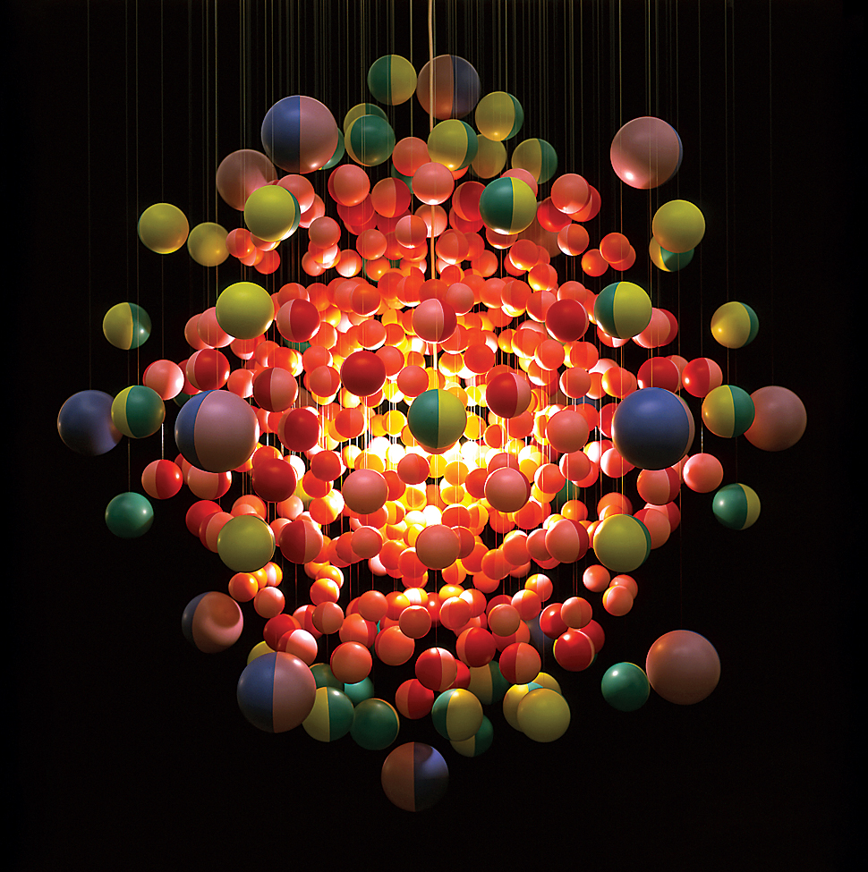 haygarth cosmic burst chandelier